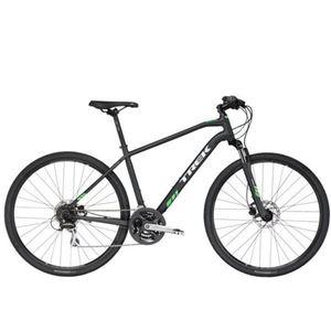 Dual Sport 2 Men's Urban/Commuter Bike - Trek Black Product Image