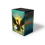 Percy Jackson and the Olympians 5 Book Paperback Boxed Set (New Covers W/Poster) Product Image
