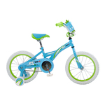 "Monocoque 16"" Girls Bike Blue/Green Product Image"