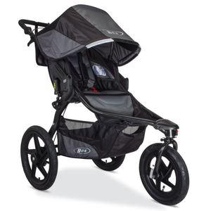 Revolution PRO Jogging Stroller - Black/Black Product Image