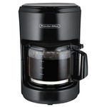 10 Cup Coffeemaker Black Product Image