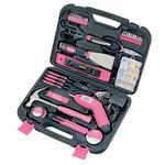 135 Piece Tool Kit Pink Product Image