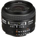 AF NIKKOR 24mm f/2.8D Lens Product Image