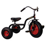 Deluxe Tricycle- Black Product Image