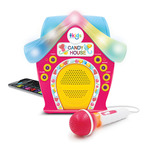 Kids Candy House Sing-Along Karaoke Machine Ages 6+ Years Product Image