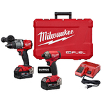 M18 Fuel 2-Tool Combo Kit - Hammer Drill & Surge Hydraulic Impact Driver Product Image