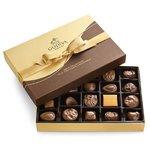 GODIVA 22 Piece Milk Chocolate Assortment Gift Box Product Image