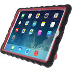 Hideaway Case for iPad Air 2 (Black, Red) Product Image
