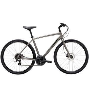 Verve 2 Disc Recreation Bike - Metallic Gunmetal Product Image
