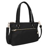 Anti-Theft Tailored Satchel Onyx Product Image
