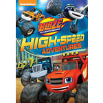 Blaze & the Monster Machines-High-Speed Adventures Product Image
