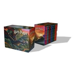 Harry Potter Paperback Boxed Set: Books #1-7 Product Image