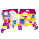 Musical Doll House with Figures and Accessories Product Image