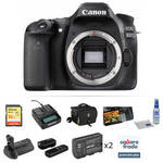 EOS 80D DSLR Camera Deluxe Kit Product Image