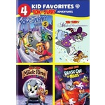 4 Kid Favorites-Tom & Jerry Adventures Product Image