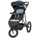Interval Jogging Stroller Stone Blue Product Image
