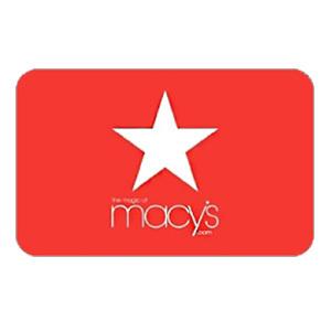 Macy's eGift Card $25 Product Image