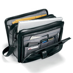 Leather Expandable Business Case Product Image