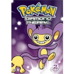 Pokemon V02-Diamond & Pearl Product Image