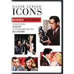Silver Screen Icons-Murder Mysteries Product Image