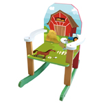 Wood Farm Rocking Chair Product Image