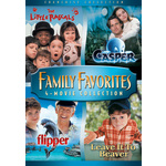 Family Favorites 4 Movie Collection Product Image