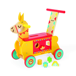Llama Wooden Ride-On Ages 12-36 Months Product Image