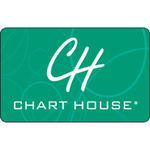 Chart House Seafood Restaurant Gift Card $50 Product Image