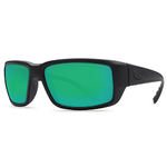 Fantail Blackout Sunglasses w/ Green Mirror Lens 580P Product Image