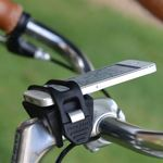 Handleband Bicycle Mobile Device Holder - Charcoal Product Image