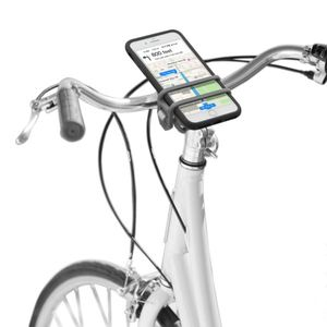 Handleband Bicycle Mobile Device Holder - Charcoal Product Image