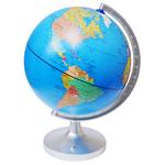 """11"""" Dual-Cartography LED Illuminated Globe Product Image"""