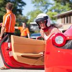 Race a Ferrari Product Image