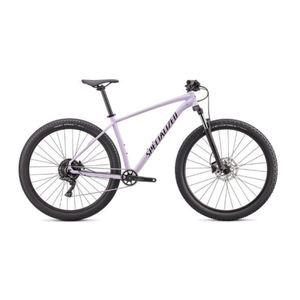 Rockhopper Comp 1X Trail Mountain Bike - Gloss UV Lilac/Black Product Image