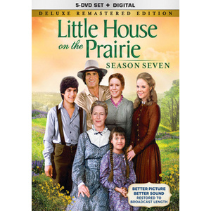 Little House On the Prairie-Season 7 Deluxe Remastered Edition Product Image