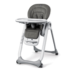 Polly2Start High Chair Graphite Product Image