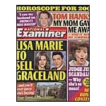 National Examiner - 52 Issues - 1 Year