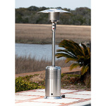 Stainless Steel 46000 BTU Pro Series Patio Heater Product Image