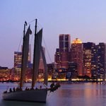 Boston City Lights Sail Product Image