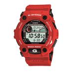 G-Shock Rescue Digital Watch Red Product Image