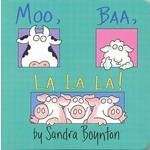 Moo, Baa, La La La! Product Image