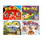 Poke-A-Dot Four Book Bundle Ages 3+ Years Product Image