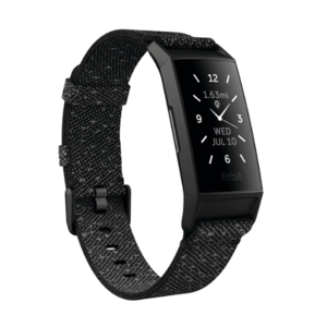 Fitbit Charge 4™ Special Edition (Granite Reflective/Black) Product Image
