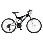 "Polaris 24"" Boys Ranger Dual Suspension Bicycle Product Image"