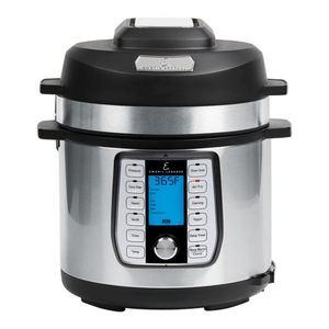 6-Quart Pressure Airfryer Product Image