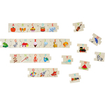 Wooden Alphabet Puzzle Ages 2+ Years Product Image