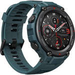 T-Rex Pro GPS Smartwatch (Steel Blue) Product Image