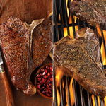 Porterhouse & T-Bone Steaks Combo Product Image