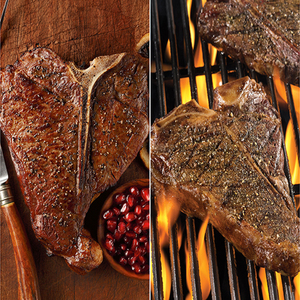 Porterhouse & T-Bone Steaks Combo Product Image