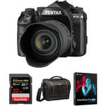 K-1 Mark II DSLR Camera with 28-105mm Lens and Accessories Kit Product Image